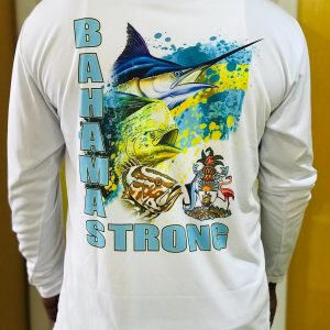 Bahamas Strong Dry Fit